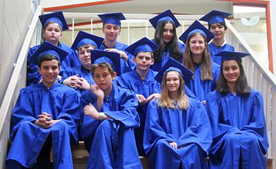 db97130259 8th Grade Graduation - The Gateway School